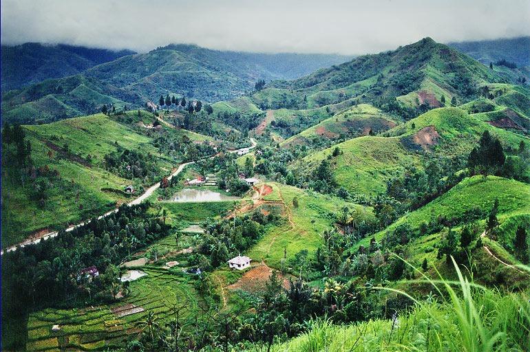 sumatra geography