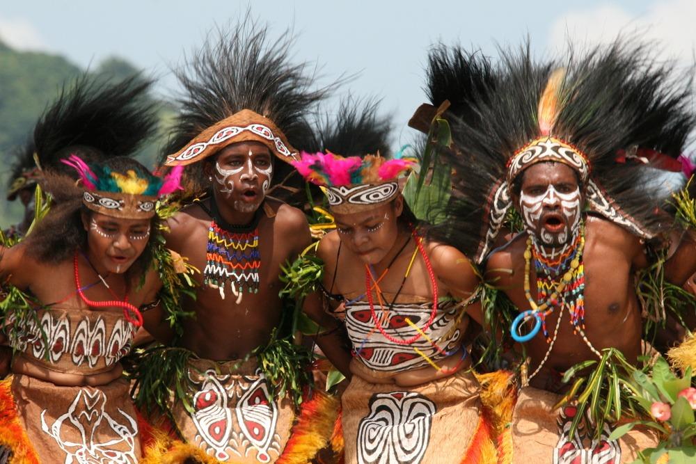 lake sentani festival dance