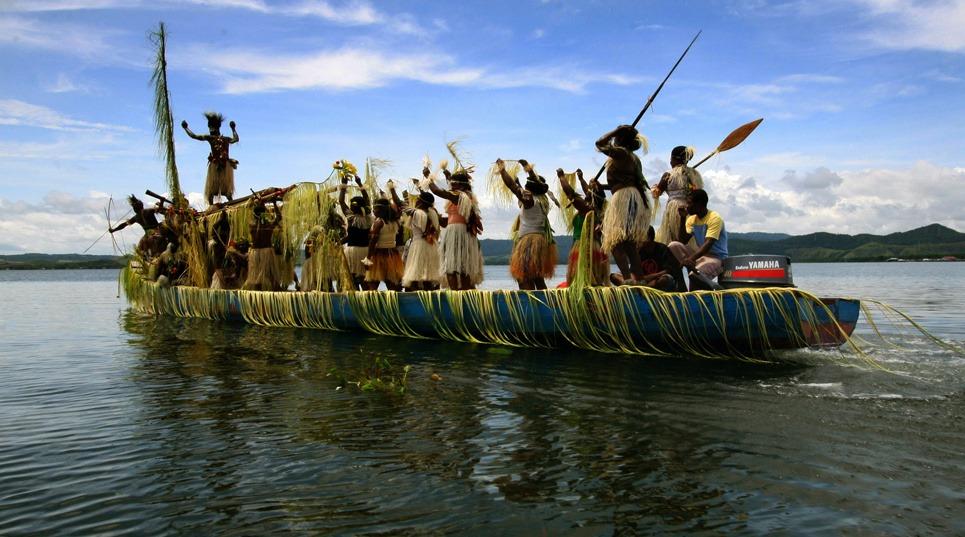 Sentani Lake Festival