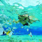 snorkel gili air