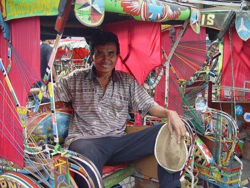 visiting Bandung