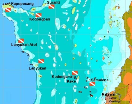 spermonde archipelago