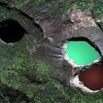 Indonesia Must See: The Colored Lakes of Mount Kelimutu, Flores